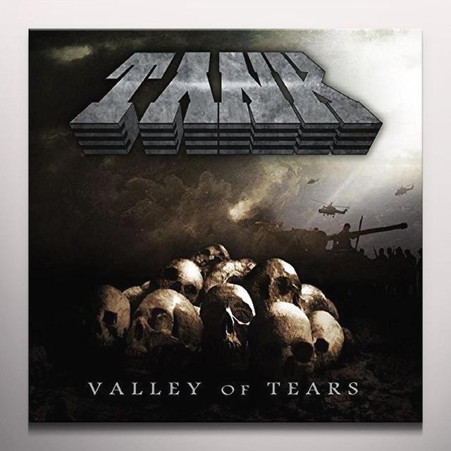 Tank VALLEY OF TEARS Vinyl Record - Gray Vinyl