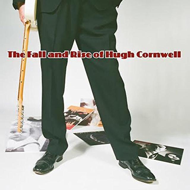 FALL & RISE OF HUGH CORNWELL Vinyl Record