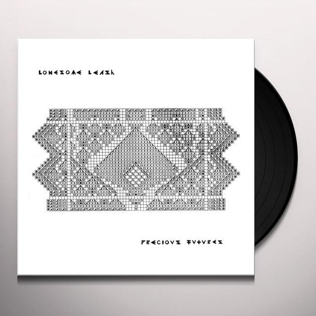 Lonesome Leash PRECIOUS FEATURES Vinyl Record - Black Vinyl, Digital Download Included