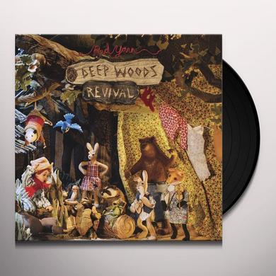 RED YARN DEEP WOODS REVIVAL Vinyl Record