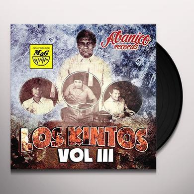 LOS KINTOS 3 Vinyl Record