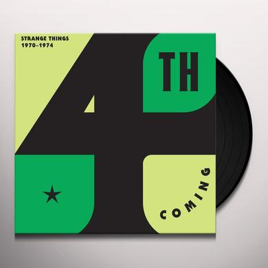 4th Coming STRANGE THINGS: COMPLETE WORKS 1970-1974 Vinyl Record