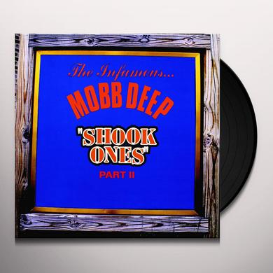 Mobb Deep SHOOK ONES PT 1 & 2 Vinyl Record