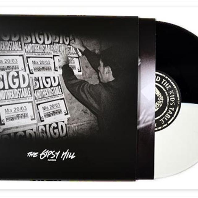 BIG D & KID'S TABLE GIPSY HILL Vinyl Record - 10 Inch Single