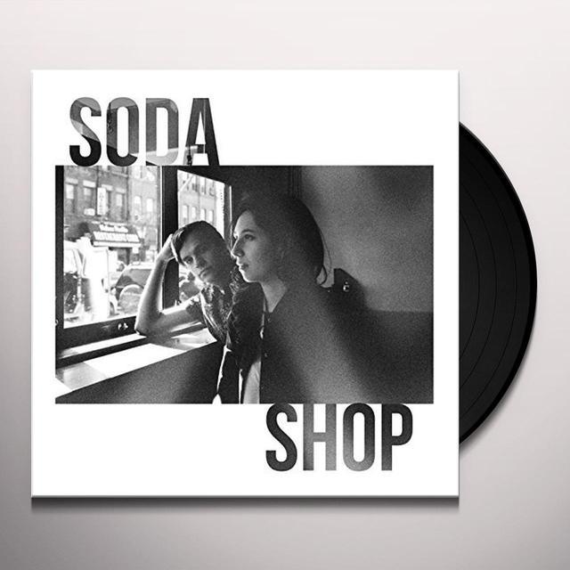 SODA SHOP Vinyl Record