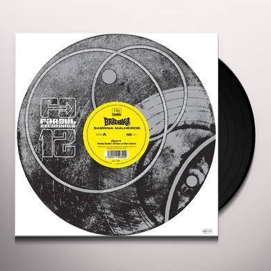 Ashley Beedle AFIKANZ ON MARS REMIXES Vinyl Record