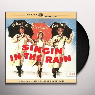 SINGIN IN THE RAIN / VARIOUS Vinyl Record