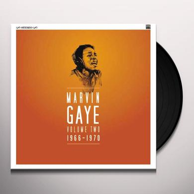 Marvin Gaye VOLUME TWO 1966-1970 Vinyl Record
