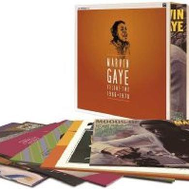 Marvin Gaye VOLUME TWO 1966-1970 Vinyl Record