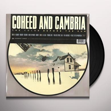 Coheed & Cambria COLOR BEFORE THE SUN Vinyl Record - Picture Disc
