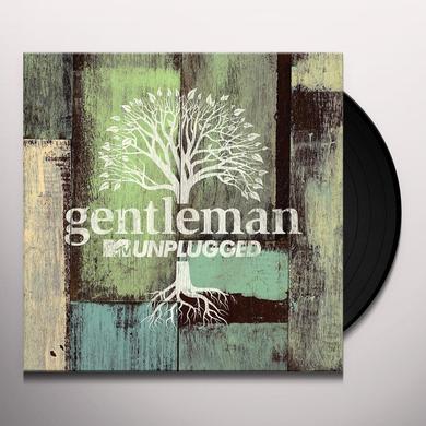 Gentleman MTV UNPLUGGED Vinyl Record