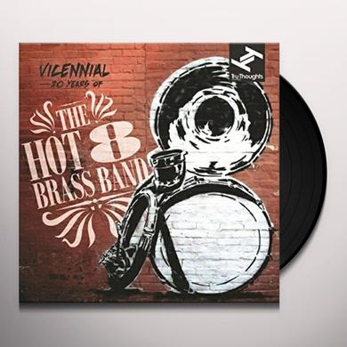 VICENNIAL: 20 YEARS OF THE HOT 8 BRASS BAND Vinyl Record