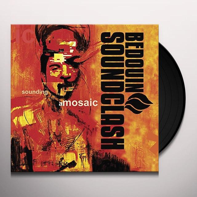 Bedouin Soundclash SOUNDING A MOSAIC Vinyl Record - Gatefold Sleeve