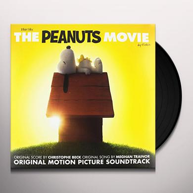 PEANUTS MOVIE / O.S.T. Vinyl Record