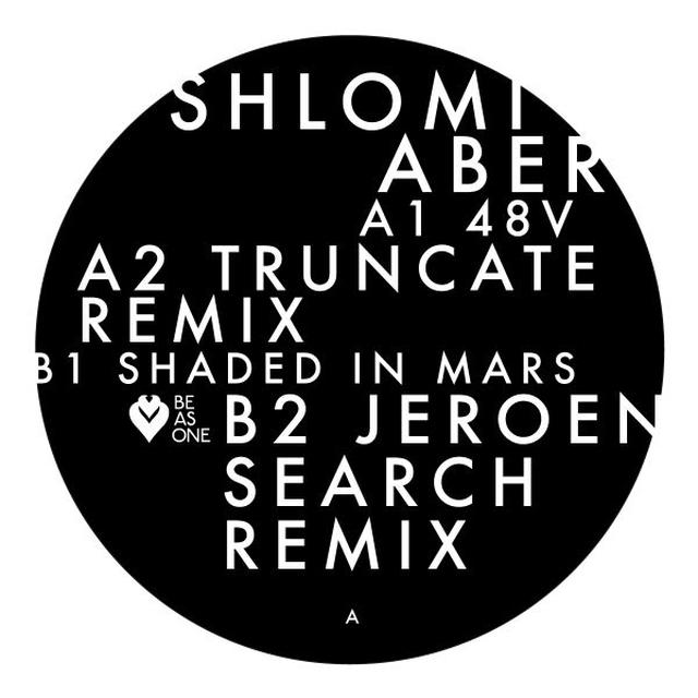 Shlomi Aber 48V / SHADED IN MARS (INCL. TRUNCATE & JEROEN) Vinyl Record