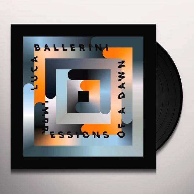 Luca Ballerini IMPRESSIONS OF A DAWN Vinyl Record
