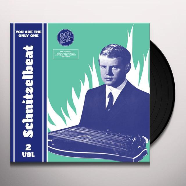 SCHNITZELBEAT VOL. 2: YOU ARE THE ONLY ONE / VAR Vinyl Record