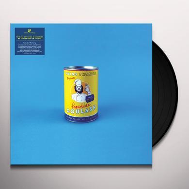 Prins Thomas PARADISE GOULASH Vinyl Record