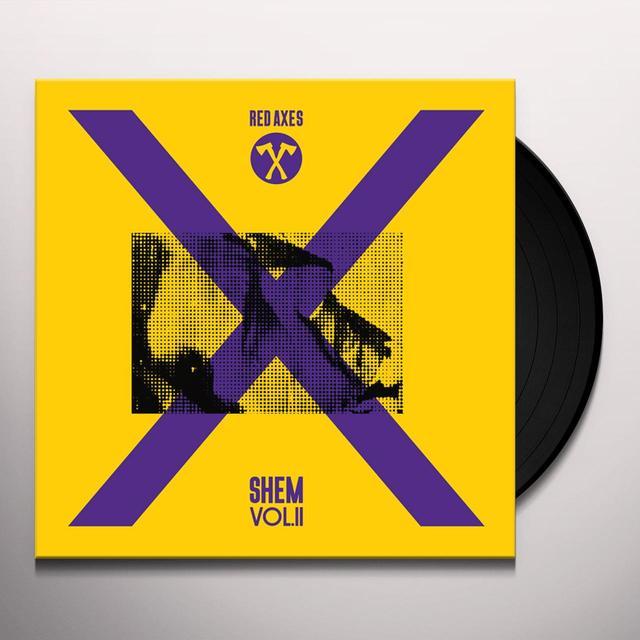Red Axes SHEM VOL. II Vinyl Record