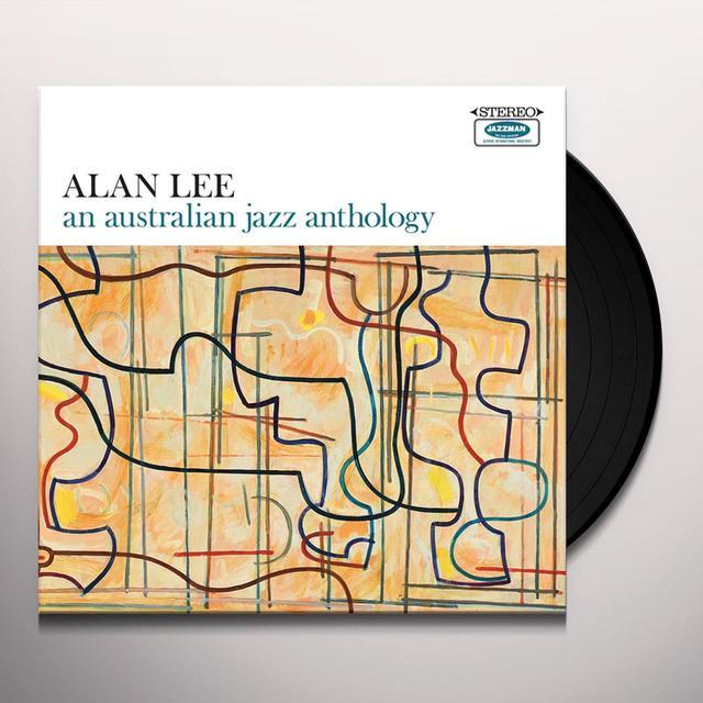 Alan Lee AN AUSTRALIAN JAZZ ANTHOLOGY Vinyl Record