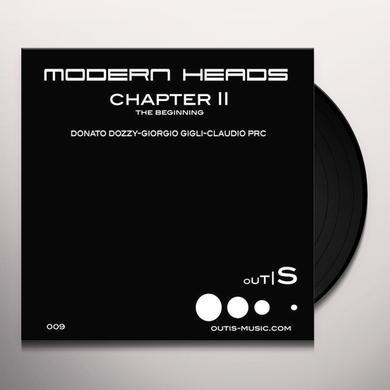 Modern Heads CHAPTER II (THE BEGINNING) Vinyl Record