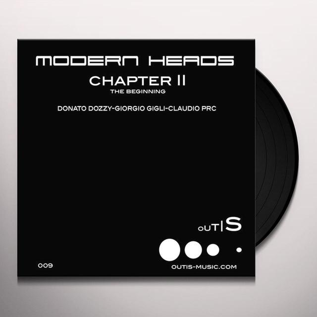 Modern Heads CHAPTER II (THE BEGINNING) Vinyl Record
