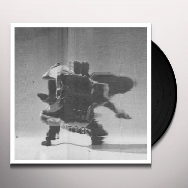Gabriel Saloman MOVEMENT BUILDING 2 Vinyl Record