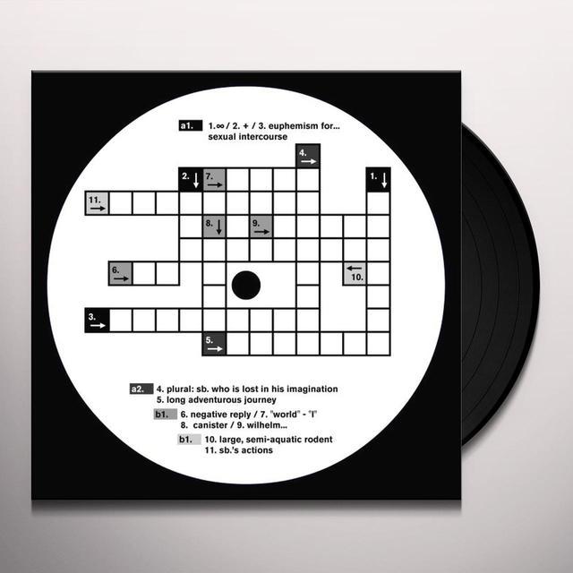 Benjamin Brunn UNTITLED Vinyl Record
