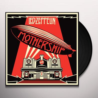 Led Zeppelin MOTHERSHIP Vinyl Record - 180 Gram Pressing