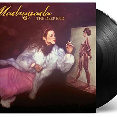 Madrugada DEEP END Vinyl Record