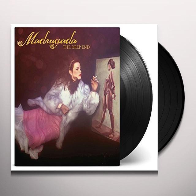 Madrugada DEEP END Vinyl Record - Holland Import