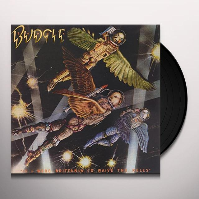Budgie IF I WERE BRITTANIA Vinyl Record - UK Import