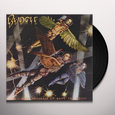 Budgie IF I WERE BRITTANIA Vinyl Record - UK Import