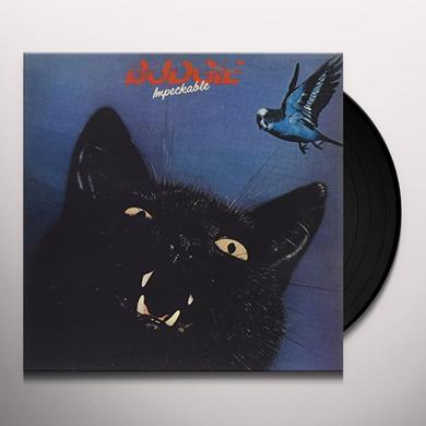 Budgie IMPECKABLE Vinyl Record - UK Import