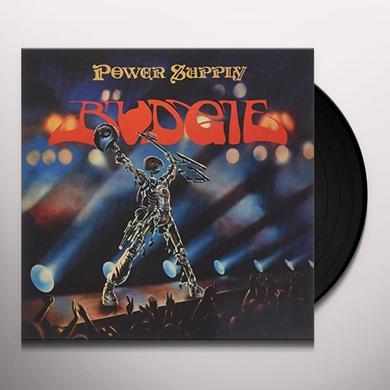 Budgie POWER SUPPLY Vinyl Record - UK Import