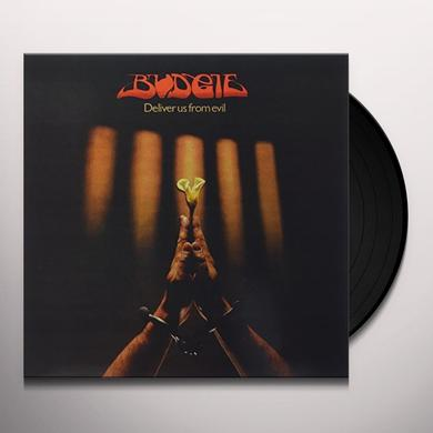 Budgie DELIVER US FROM EVIL Vinyl Record - UK Import
