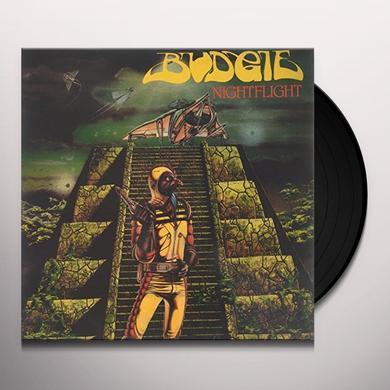 Budgie NIGHTFLIGHT Vinyl Record - UK Import