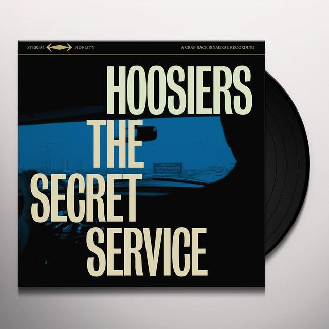 Hoosiers SECRET SERVICES Vinyl Record - UK Import