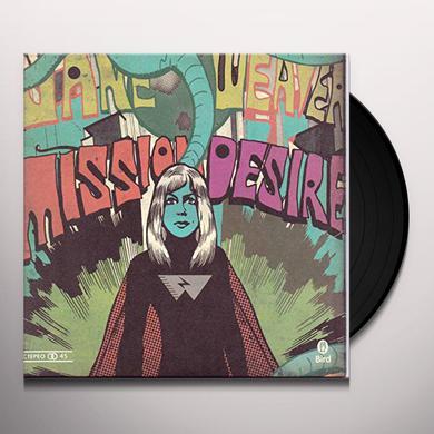 Jane Weaver / Tender Prey MISSION DESIRE/PLEASURE PAIN PRINCIPLE Vinyl Record