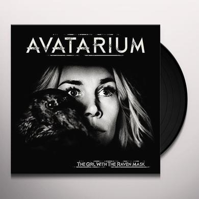 Avatarium GIRL WITH THE RAVEN MASK Vinyl Record