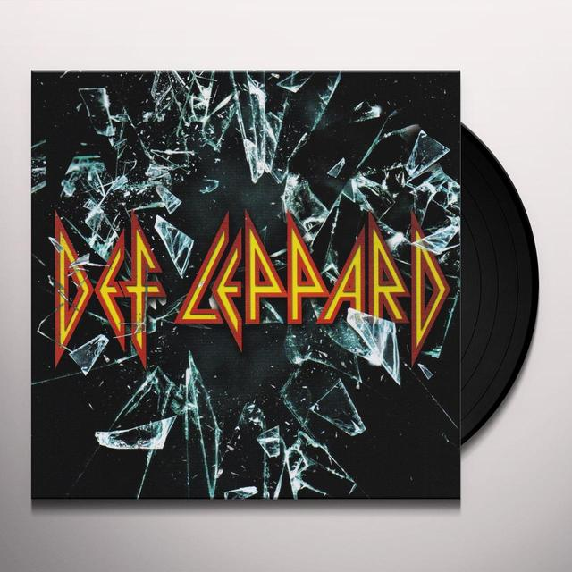 DEF LEPPARD Vinyl Record - UK Import
