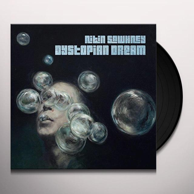 Nitin Sawhney DYSTOPIAN DREAM Vinyl Record - UK Release