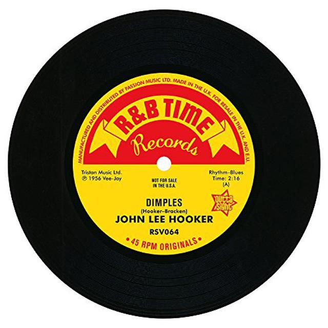 John Lee Hooker DIMPLES / BOOM BOOM / SHE'S MINE Vinyl Record