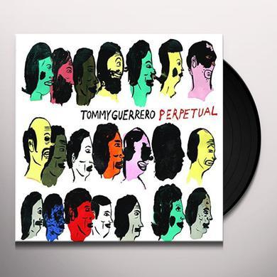 Tommy Guerrero PERPETUAL Vinyl Record - UK Import