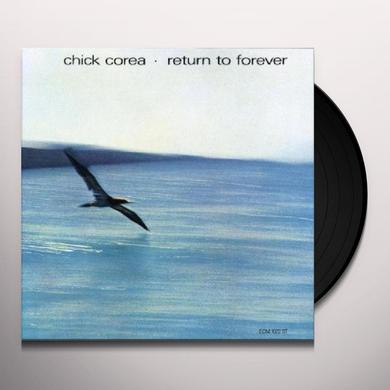 Chick Corea RETURN TO FOREVER Vinyl Record - 180 Gram Pressing