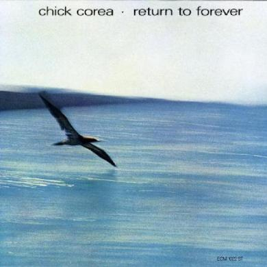 Chick Corea RETURN TO FOREVER Vinyl Record