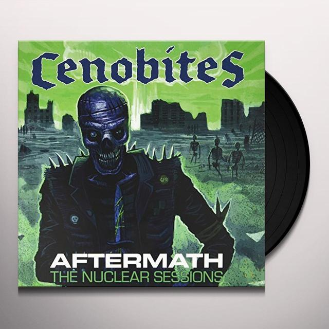 Cenobites AFTERMATH (THE NUCLEAR SESSIONS) Vinyl Record