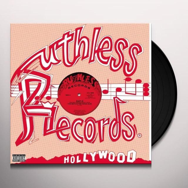 Eazy-E BOYZ-N-THE HOOD Vinyl Record