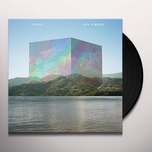 Givers NEW KINGDOM Vinyl Record