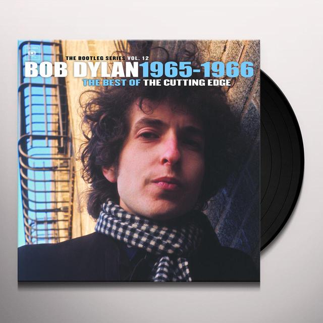 Bob Dylan BEST OF THE CUTTING EDGE 1965-1966: THE BOOTLEG 12 Vinyl Record